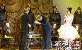 图:《赤壁(下)》首映礼 吴宇森以茶代酒