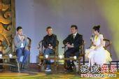 图:《赤壁(下)》首映礼 梁朝伟接受专访