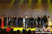 图:《赤壁(下)》首映礼 韩三平讲话