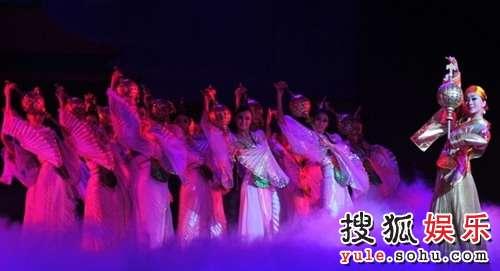 图:北京歌剧舞剧院《紫气京华》剧照 5