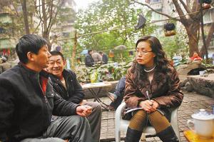 重庆的哥:黑车少了,但还有公司在耍赖