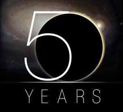 美国宇航局成立50周年