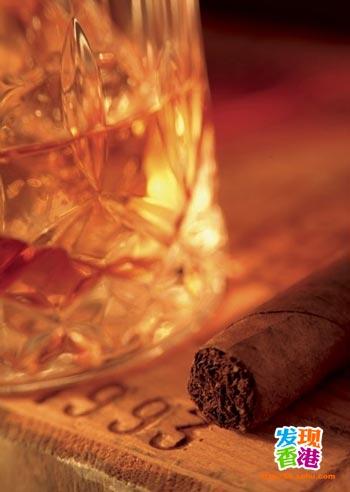 雪茄吧 香气氤氲