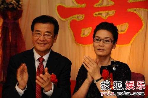 潘虹、夏宗佑扮演一对老夫妻