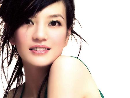 搜狐年度女明星提名: 赵薇