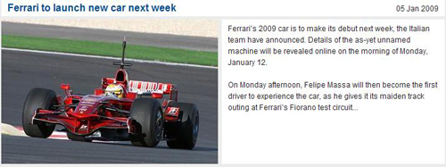 F1官网截图