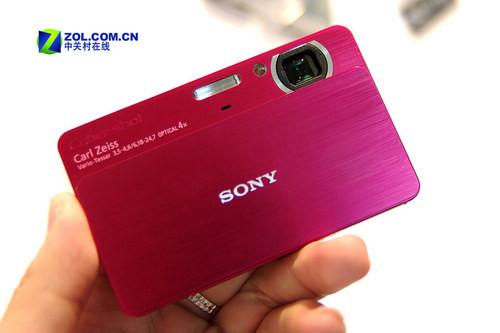 卡片相机旗舰机型 索尼千万像素T700上市