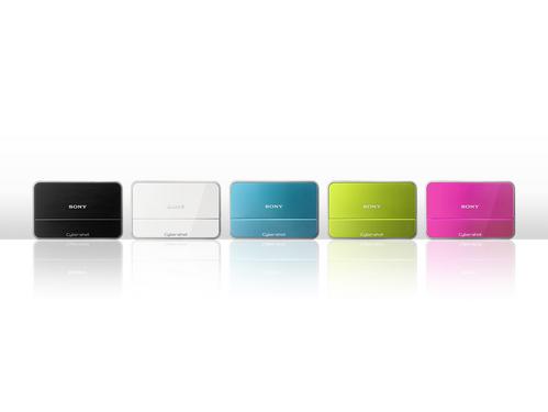 多彩防抖卡片机 索尼800万像素T2促销送礼