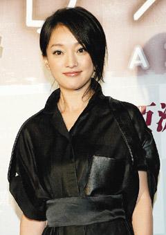 周迅《女人不坏》在台北票房惨淡,上映一周就黯然下片。