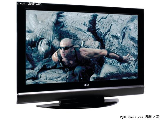 CES 2009: LG展示47英寸数码相框液晶电视