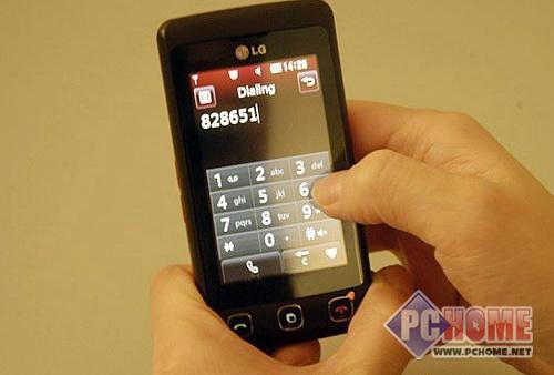 点击查看本文图片 LG KP500 - 新年促销第一波超值热销行货手机推荐