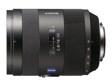 蔡司金广角 索尼顶级16-35mm镜头上市
