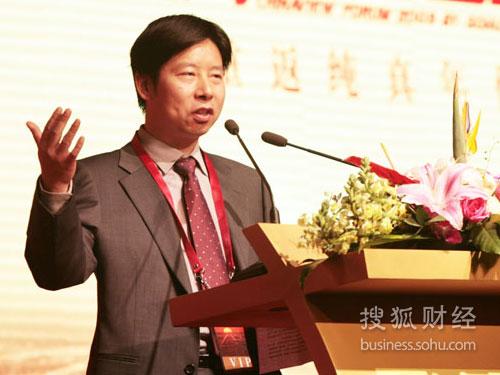 国务院发展研究中心企业研究所研究员 张文魁