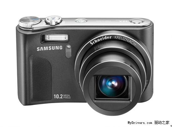 24mm超宽镜头 三星数码相机新旗舰HZ10W曝光