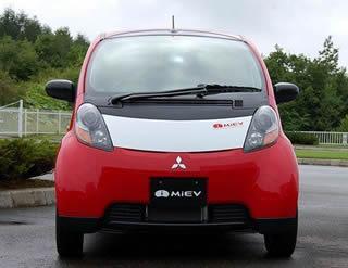iMiEV车型资料图片