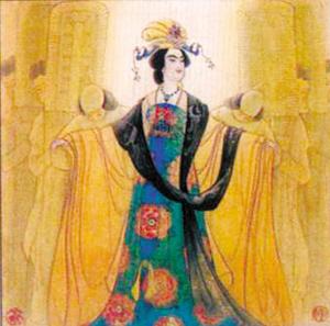 惟一女皇武则天:用属于女人的武器改变命运(图