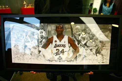 NBA海报幸运大奖首轮产生