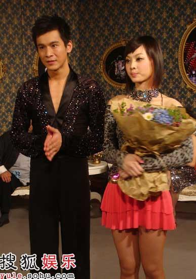 乔振宇参加《舞林大会》