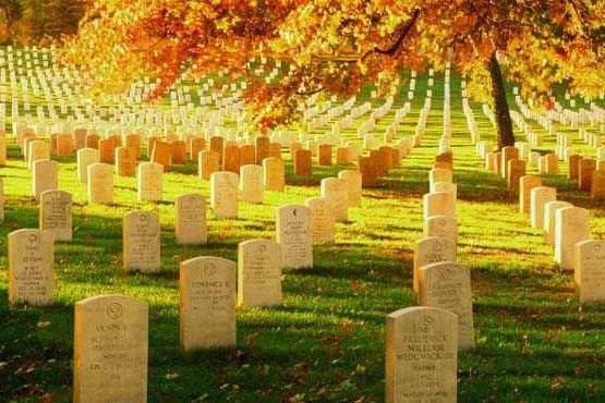 三国阵亡将士陵园照片对比(图)