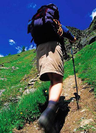 远足徒步须注意的事项