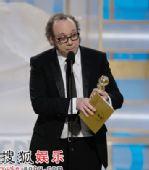 图:保罗获得迷你剧 电视电影类最佳男主角
