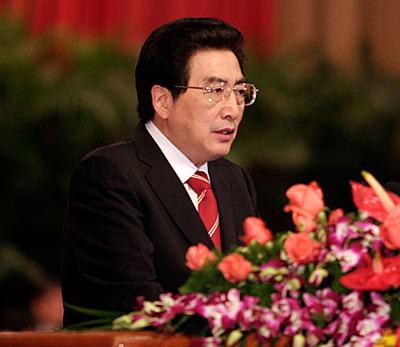 北京市长郭金龙