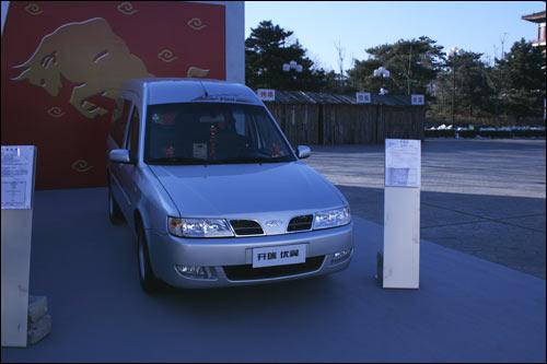 进军微客市场 奇瑞创立 开瑞 微车品牌高清图片
