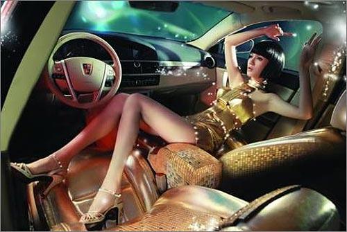 时尚营销——上海时装周