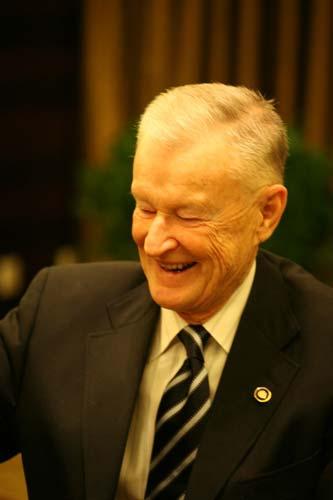 美国前任国家安全顾问布热津斯基