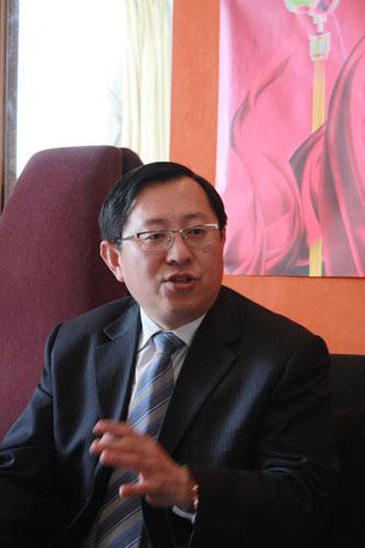 中国房地产经理人联盟秘书长李云峰