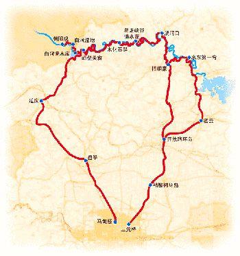 北京周边十大经典骑行线路(图)
