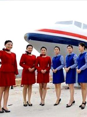 福建一学校购买波音737飞机用于教学