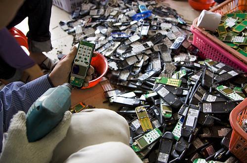 中国|贵屿|电子垃圾
