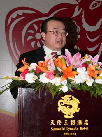 原外交部发言人、新闻司司长刘建超