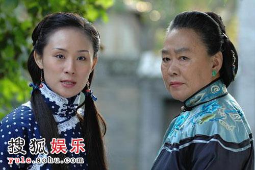 电视剧《采桑子-妻室儿女》精彩剧照—— 61