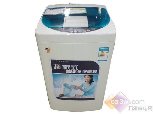 仅售1418 海尔6KG波轮洗衣机受关注