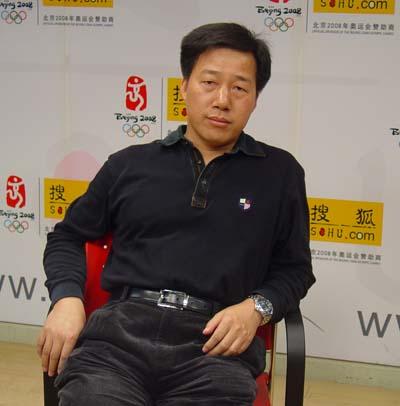 原中华英才网总裁:张建国