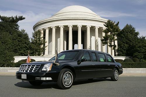 2006 凯迪拉克DTS总统专用车