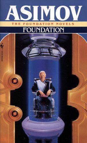 伊萨克-阿西莫夫(Isaac Asimov)的科幻小说《基地》(Foundation)