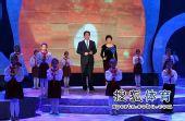 图文:08CCTV体坛风云人物提名奖颁奖 颁奖现场