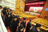 北京13届人大2次会闭幕 夏占义当选副市长(图)