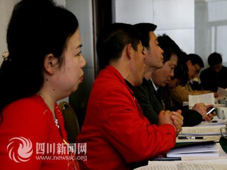 泸州代表提出提高立法质量增强监督实效