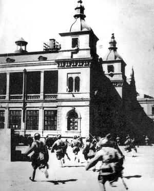 在解放战争中的历史作用与重要影响图片