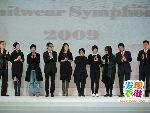 香港著名时装设计师汇演