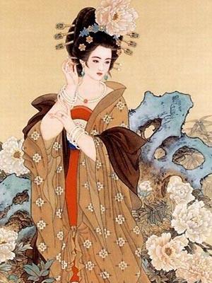 古代四大宫廷美人的养颜秘方