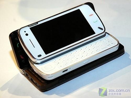 总有1款让你流口水 09年会上市手机一览