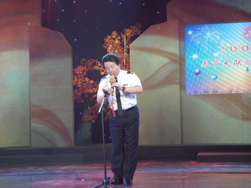 表演 葫芦丝 外语 八门/空哥表演葫芦丝,说八门外语