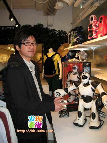 Banko喜欢的机器人