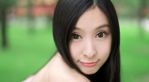 小龙女彤彤可爱表情连拍-搜狐女人图片