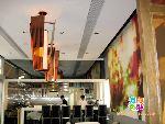 餐厅环境也是评分标准之一